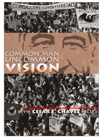 Common Man Uncommon Vision DVD
