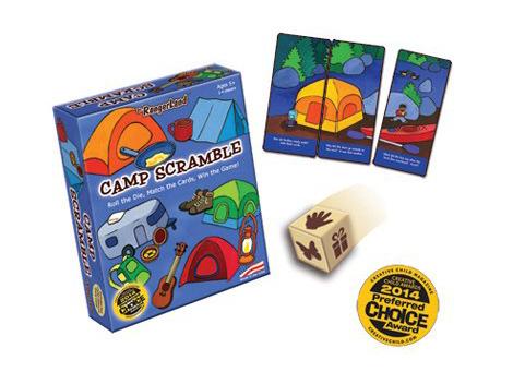Game Camp Scramble