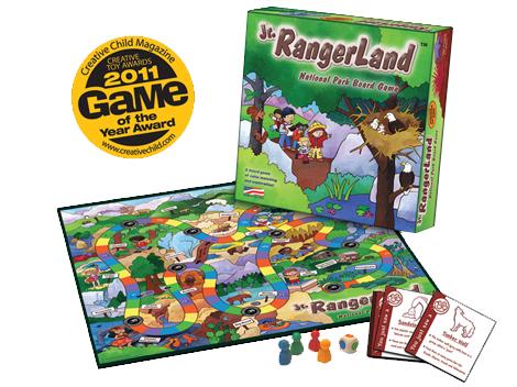 Game Rangerland